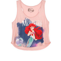 The Little Mermaid Tank