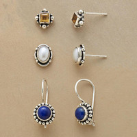 Sky Lights Earring Trio