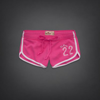 Hollister Curved Hem Short-Shorts