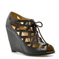 Mia Quincy Wedge Pump