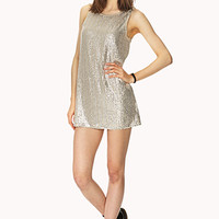 Dazzle 'Em Shift Dress