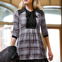 Flannel Shirtdress - Victoria's Secret
