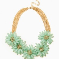 LUSH BLOOMING NECKLACE