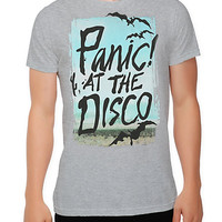 Panic! At The Disco Bats Slim-Fit T-Shirt