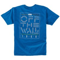 Vans Satiety T-Shirt - Men's at CCS