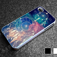 Dream Catcher for iphone 4/4s case, iphone 5/5s/5c case, samsung s3/s4 case cover in sibiru