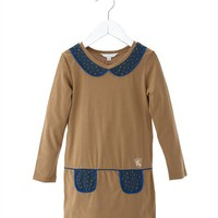 Fleece Jersey Dress