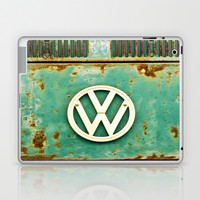 VW Retro Laptop & iPad Skin by Alice Gosling