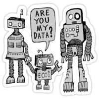 My Data? Robot Kid