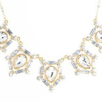 Carlton Necklace Set