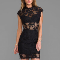 Dolce Vita x REVOLVE Iman Dress in Black