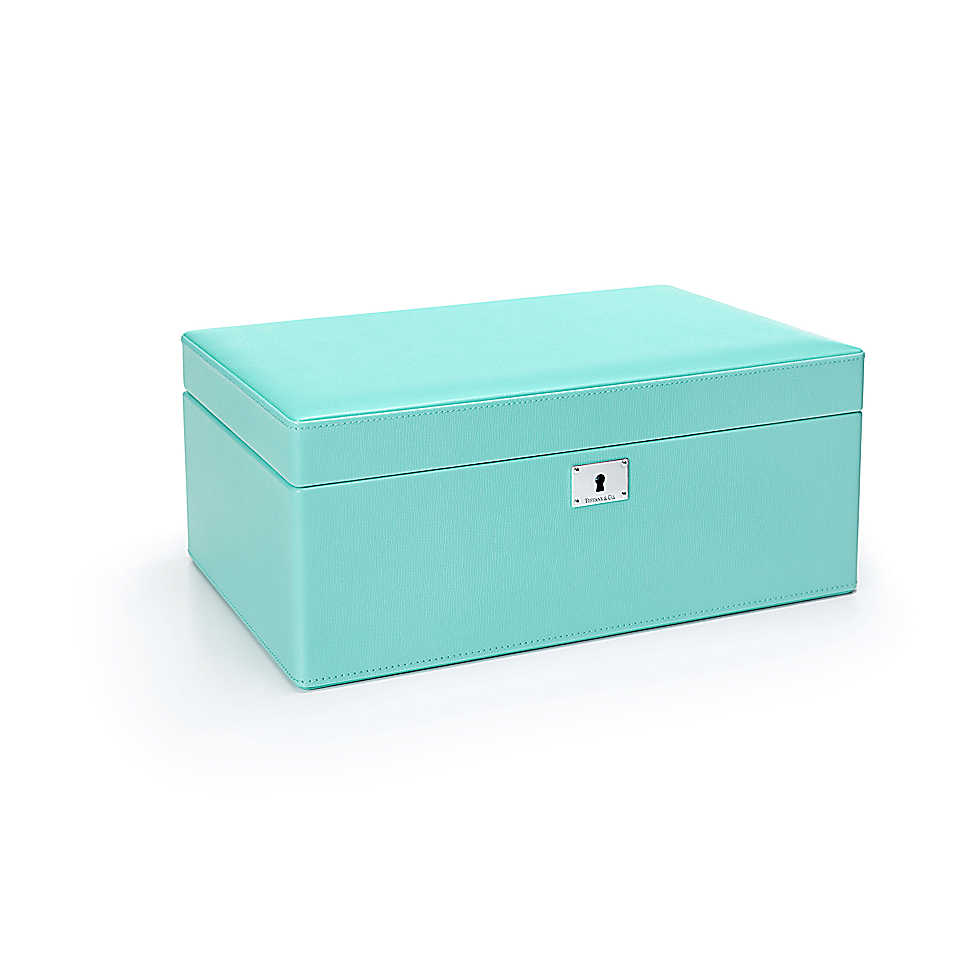 Tiffany & Co. - Jewelry box ... from tiffany.com on Wanelo