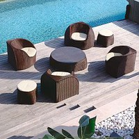 Roberti Coconut Patio Lounge Chair at HomeInfatuation.com.