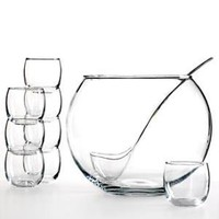 The Cellar 10-Piece Punch Bowl Set - Serveware - Dining & Entertaining - Macy's