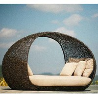 Neoteric Iraya Modern Outdoor Pod - HomeInfatuation.com.
