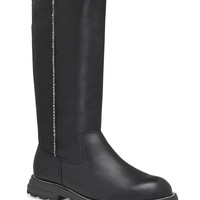 Women's Apparel | Cold Weather Shop | Brook Stall Tall Leather Boot | Lord and Taylor