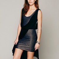 Elanore Mini Wrap Dress