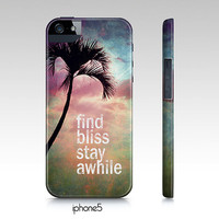 samsung S3, S4 case, iphone4,5 case -find bliss from Chic cases and home products