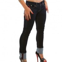 Lucky-13 Wanted Raw Denim Pant