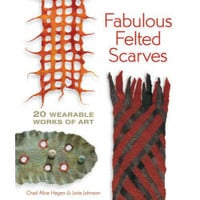 Tesco direct: Fabulous Felted Scarves