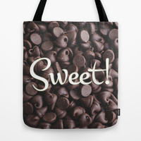 Sweet! Tote Bag by Libertad Leal Photography