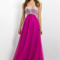 Blush 9739 at Prom Dress Shop