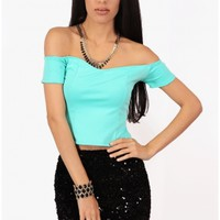 The Mint Summer Top