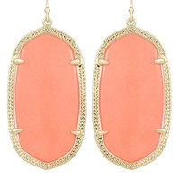 Danielle Earrings in Coral - Kendra Scott Jewelry