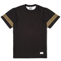 Black/Gold Mr. Greek T-Shirt
