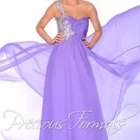 Precious Formals P10577 at Prom Dress Shop