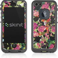 Skinit Baroque Roses Vinyl Skin for Lifeproof for Apple iPhone 5 / 5S