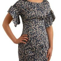 Perfect as You Are Dress | Mod Retro Vintage Printed Dresses | ModCloth.com