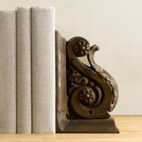 Corbel Bookend | Books & Bookends | Restoration Hardware