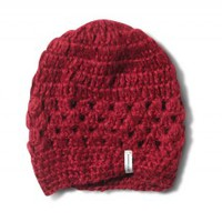 Cranberry Bella Women's Beanie