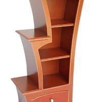 Bookcase No 7 by Vincent Leman: Wood Bookcase | Artful Home