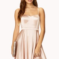 Dancing Queen Fit & Flare Dress