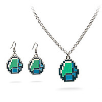 Minecraft Diamond Jewelry