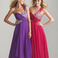 Night Moves 6661 at Prom Dress Shop