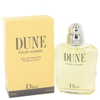 Dune Cologne by Christian Dior - 3.4 Oz EDT Spray