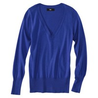 Mossimo® Women's Ultrasoft V-Neck Sweater -