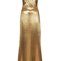 **LIMITED EDITION LUREX MAXI DRESS