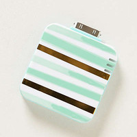 Arctic Stripe Backup iPhone 4 Charger