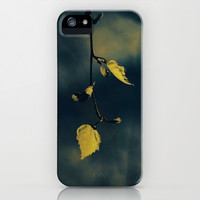 alone iPhone & iPod Case by ingz