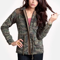 Archer Jacket By Gentle Fawn