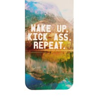 ASOS iPhone 5 Cover with Kick Ass Print