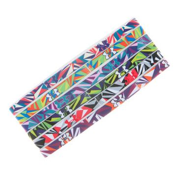 Under Armour® Adults' Graphic Mini Headbands Multipack