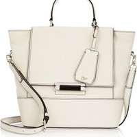 Diane von Furstenberg 440 leather trapeze bag – 48% at THE OUTNET.COM