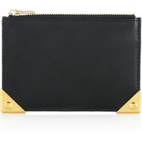 Alexander Wang Prisma leather coin purse – 50% at THE OUTNET.COM