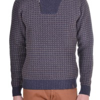 Men's Knitwear YRS - grey | Kamiceria