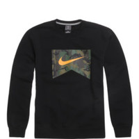 Nike Foundation Camo Fill Crew Fleece at PacSun.com